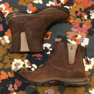 Timberland & Smartwool Waterproof Boots 7.5